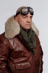 куртка пилот зимняя.