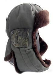 шлем меховой 5257.канвас