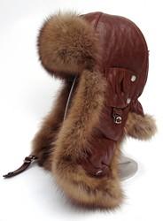шлем меховой 6251--соболь